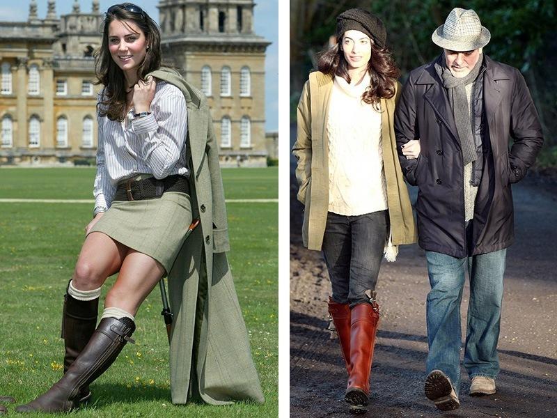 Kate Middletoni Ama Clooney u Penelope Chilvers jahackim cizmama