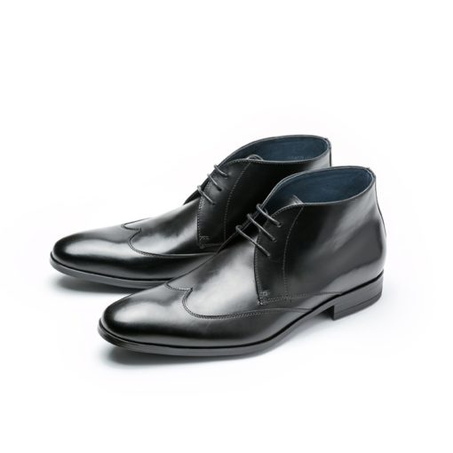 Paco Milan Calf Chukka boots