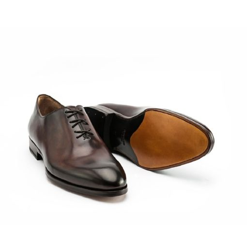 Magnanni Wind Tabaco wholecut oxfords