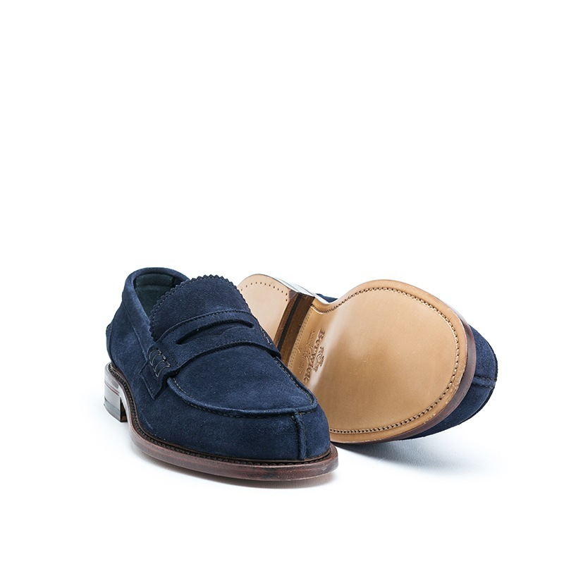 Berwick 1707 Kudu Reverse Sea Loafers