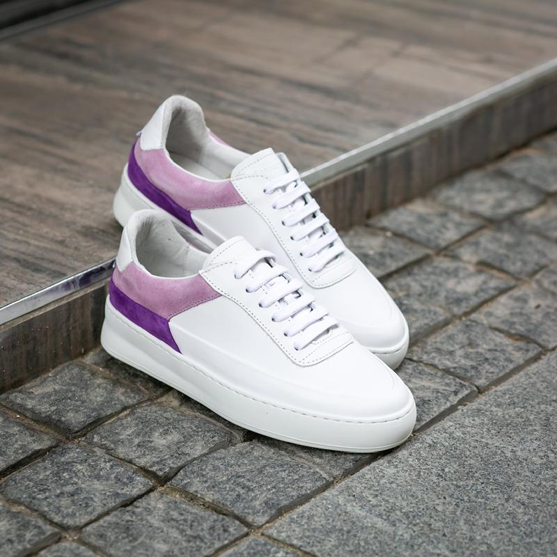 FP Mono Plain Dual Purple
