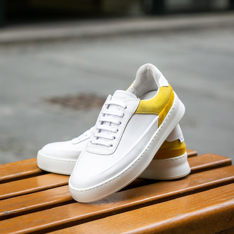 FP Mono Plain Dual Yellow