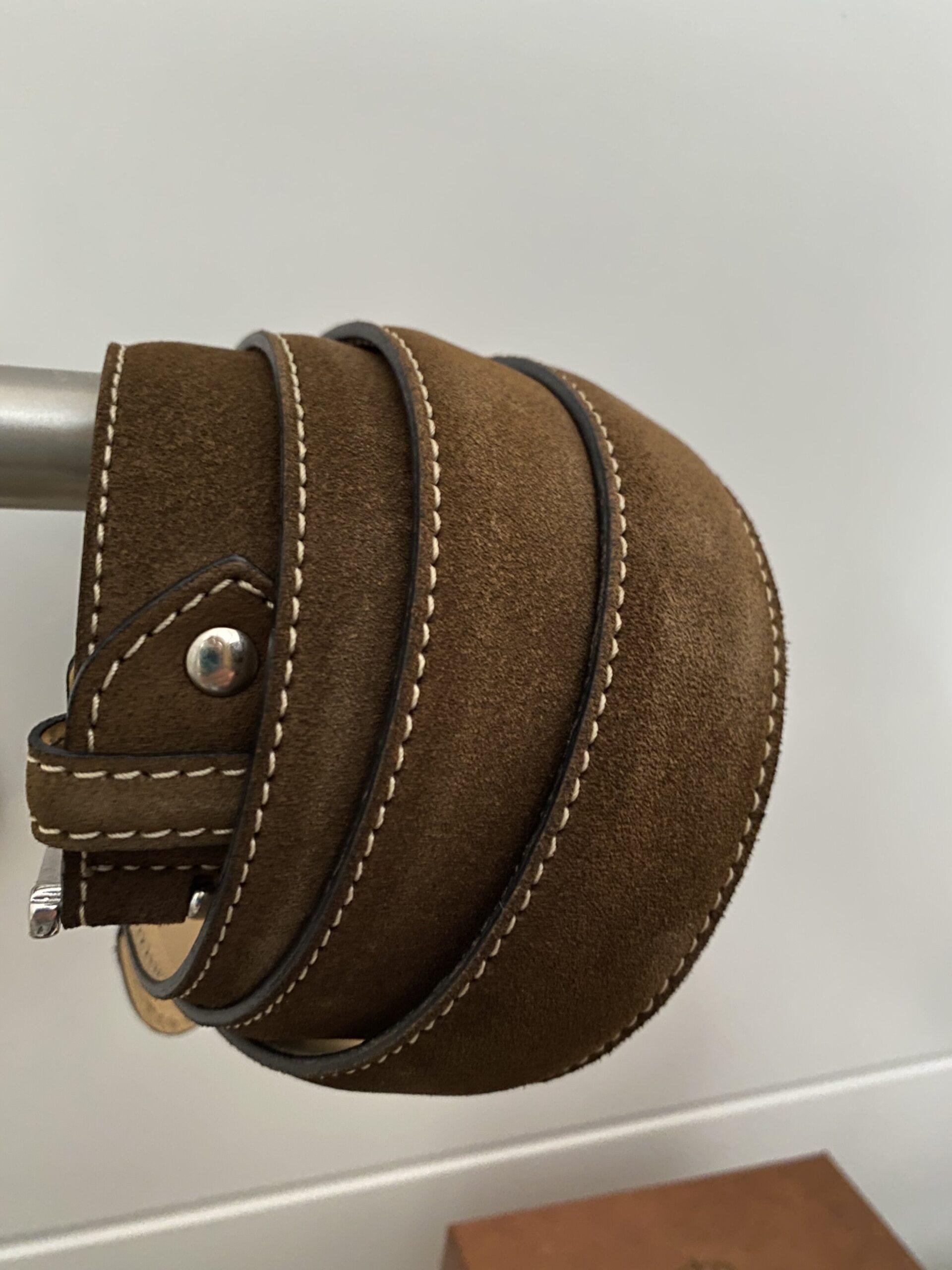 Berwick 1707 Florence Rame belt